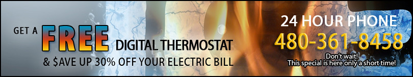 Free Digital Thermostat for HVAC