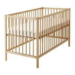 baby cot + mattress - 5,000 yen