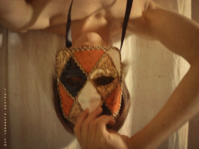 """The World is like a Masquerade"""