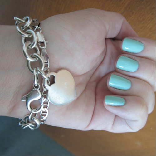 tiffany bracelet heart