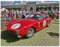 Ferrari 250 Lusso Competition Sportscar. Goodwood Festival of Speed 2011 (Antsphoto) Tags: uk classic car sussex britain ferrari historic fos hdr motorracing goodwood carshow sportscar motorsport racingcar chichester topaz autosport motorcar sigma1020mm 2011 hstoric chrisevans goodwoodfestivalofspeed goodwoodhouse canoneos40d cartierstyleetluxe antsphoto topazadjust ferrari250lusso anthonyfosh goodwoodfestivalofspeed2011 gooodwoodhouse