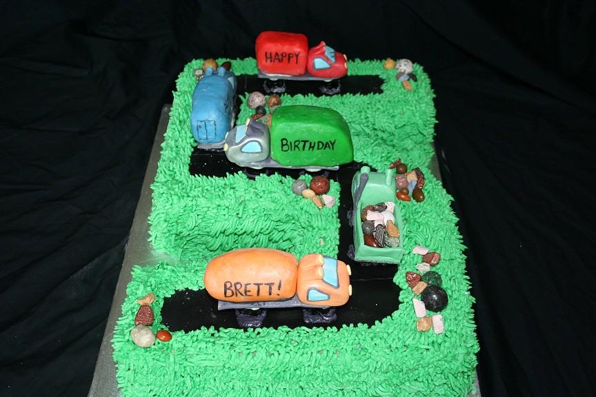 Custom Cake Coquitlam