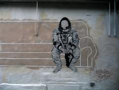 nicholas forker (setlasmon) Tags: nyc streetart newyork photography graffiti seth photos manhattan astronaut couch walkabout photoediting newyorkers artart twitter rareform setlasmon sethalexanderlassman sethlassman setalexandor nicholasforker