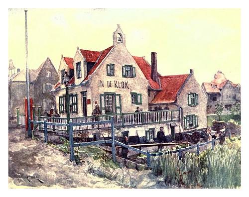 018-La Panne- Juego de bolos-Belgium 1908- Amédée Forestier