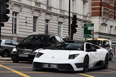 Prindiville. (Alex Penfold) Tags: auto camera london cars alex sports car sport mobile canon photography eos photo cool flickr image awesome flash picture super spot exotic photograph modified spotted hyper custom lamborghini supercar spotting numberplate exotica sportscar sportscars supercars murcielago v12 penfold customised tuned prn spotter 2011 hypercar 60d prindiville hypercars knightsbrudge v12prn alexpenfold