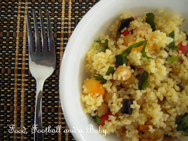 Med style couscous salad 2
