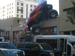 Marvel Monster Trucks at Comic-Con 2011