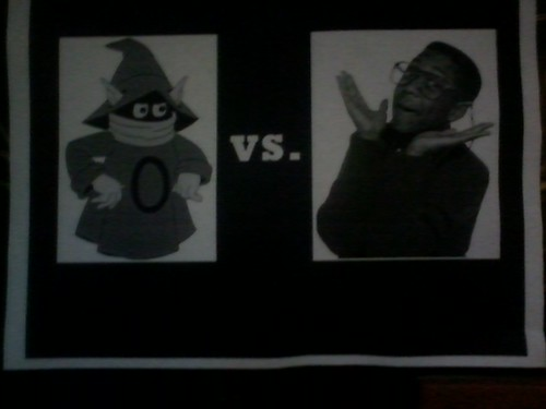 Orco vs. Urkel