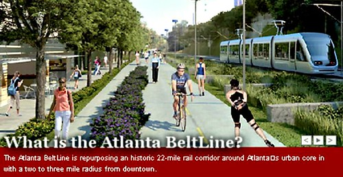 The Atlanta BeltLine (by: ABI)