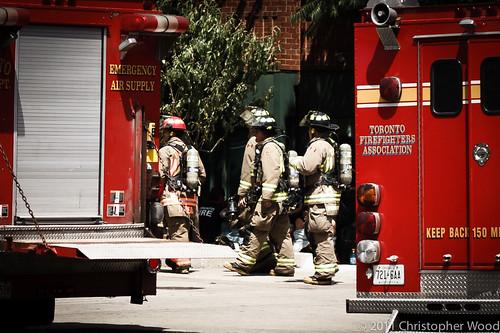 Brunswick Ave. Fire I