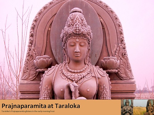 January - Taraloka Prajnaparamita by Triratna Photos