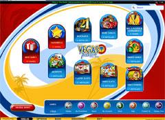 Vegas Palms Casino Lobby