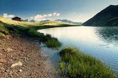 zupal lake (Youronas) Tags: lake mountains alps nature landscape austria see tirol sterreich nationalpark natur alpini alpen mountainlake bergsee tyrol osttirol hohetauern summits tauern virgental landscahft easttyrol lasrling grosvenediger zupalseehtte uppertauern zupalsee virgenvalley zupallake