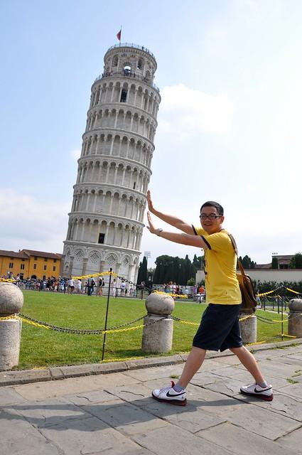 Pisa, Italy 2011