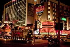 (12Jeepgirl~Never look back...) Tags: travel night lights nikon neon lasvegas nevada adobe strip colorphotoaward d700 lightroom3