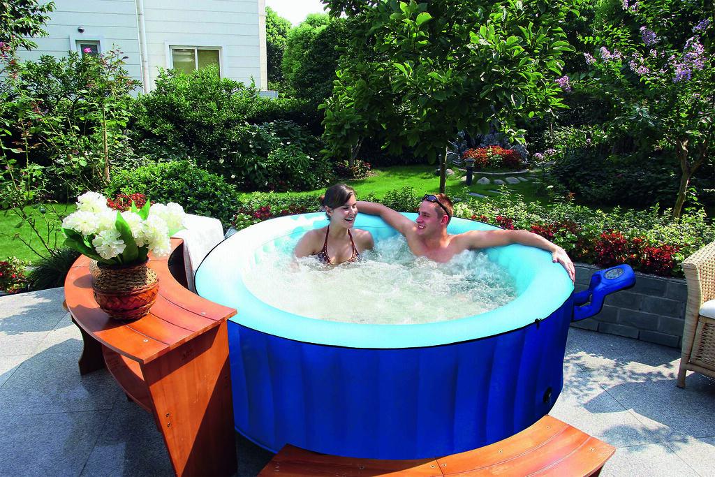 Whirlpool Garten Aufblasbar. Trendy Whirlpool Garten Aufblasbar With ...