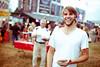 STEVE (TonyQP) Tags: portrait ontario canada colour art festival canon person 50mm friend ribs orangeville ribfest 5dmk2