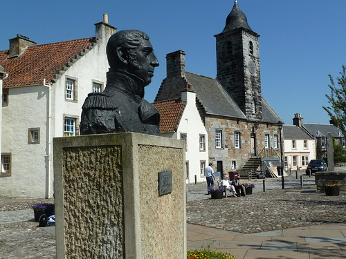 Cochrane Memorial, Culross