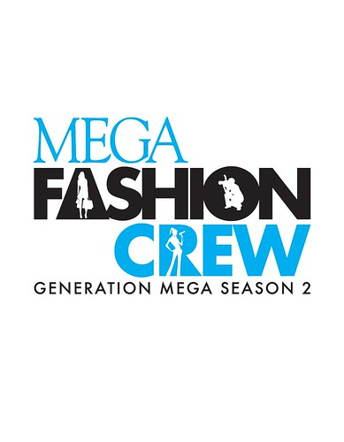 Mega Fashion Crew second season logo