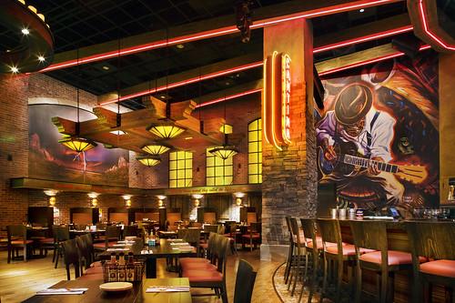 Interior Casino Restaurant Restaurant Amp Bar D 233 Cor