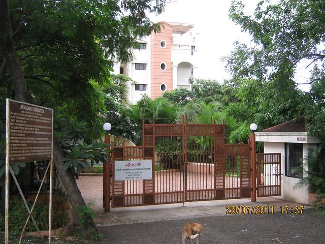 "Paranjape Schemes' ""Athashri"" Bavdhan - Visit to Paranjape Schemes' Gloria Grace, 2 BHK & 3 BHK Flats, at Bavdhan, on Paud Road, Kothrud Annexe, Pune"