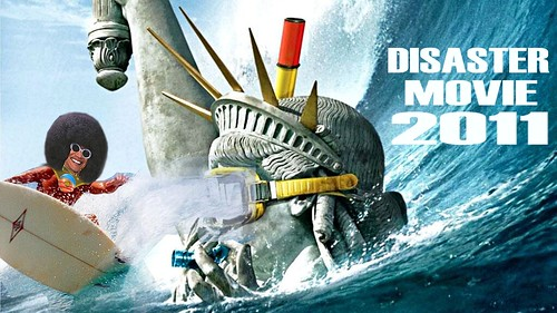 DISASTER MOVIE 2011 by Colonel Flick