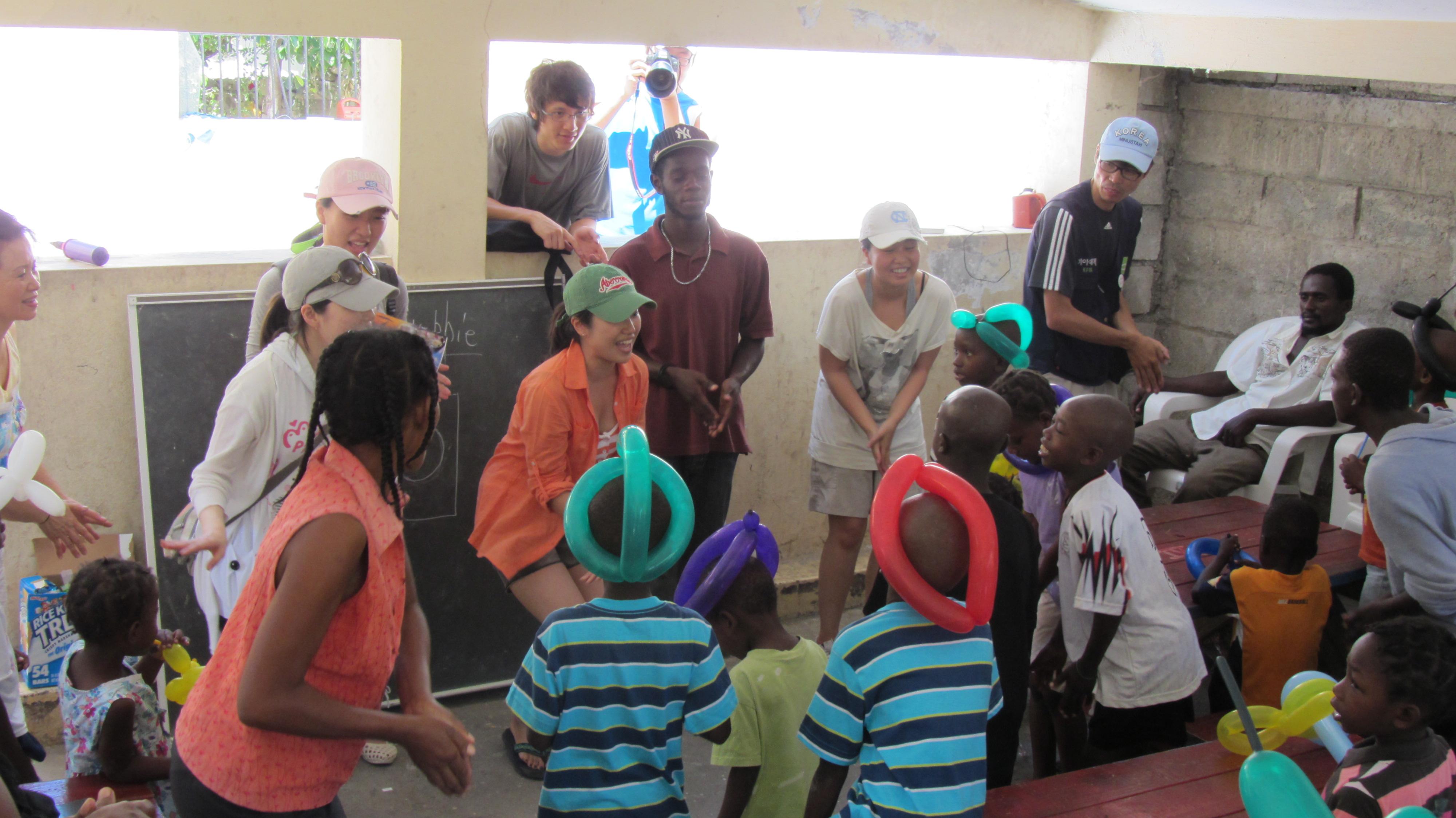 2011 아이티단기선교 고아원 (6)