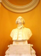 Thomas Jefferson IMG_2773 (OZinOH) Tags: virginia richmond capitol richmondva richmondvirginia thomasjefferson statecapitol