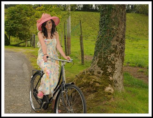 a vintage biker by rosebud25 s