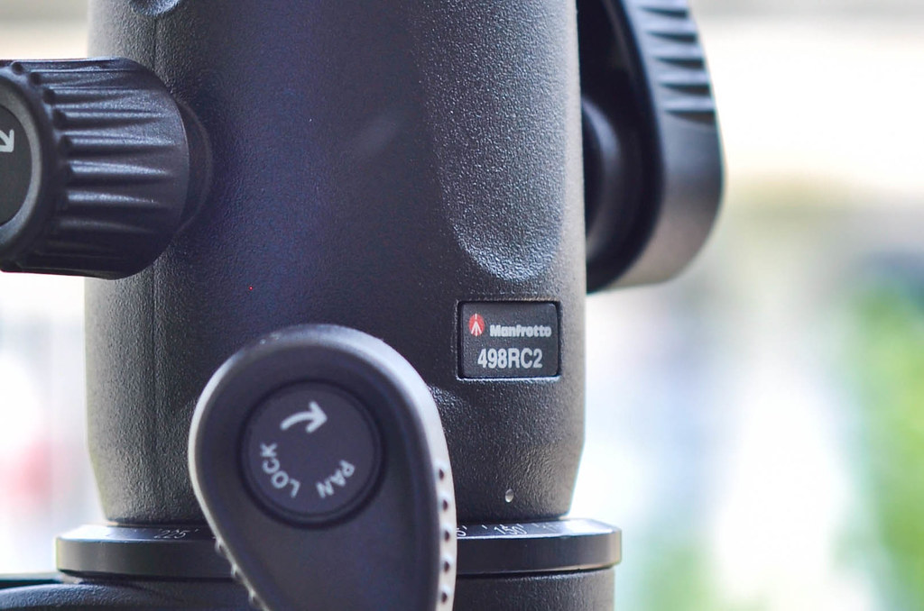 Manfrotto 498RC2 ...