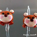 Earring : Bear Pair
