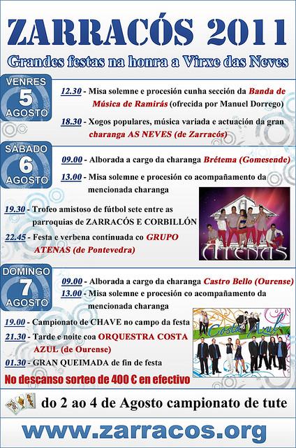 cartel_festa_Zarracos_2011