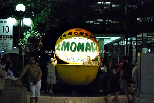 Cute Lemonade Stall