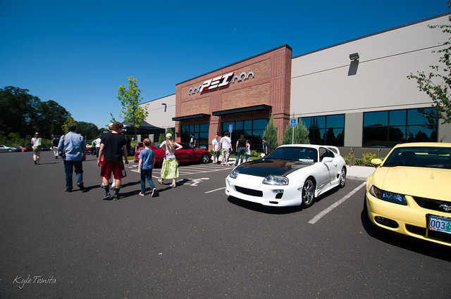 Portland Speed Industries - Summer Cruise-In 2011 013.JPG