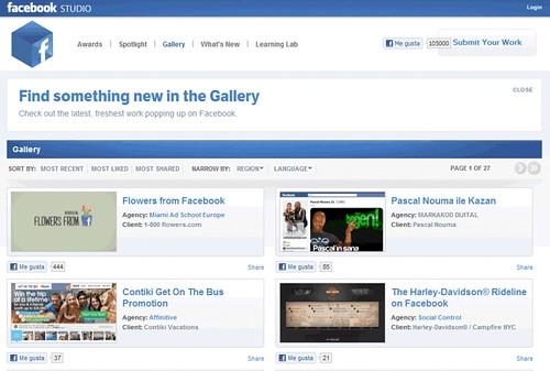 Facebook Studio Galeria
