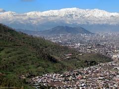 SANTIAGO DE CHILE (Pablo C.M || BANCOIMAGENES.CL) Tags: chile city santiago ciudad santiagodechile cerrosancristobal renca cerrorenca bancoimagenes