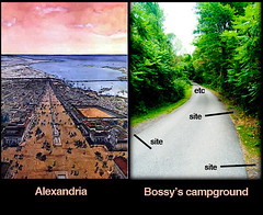 Things Ancient Egypt Has In Common With Bossy's Campground