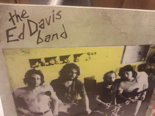 THE ED DAVIS BAND