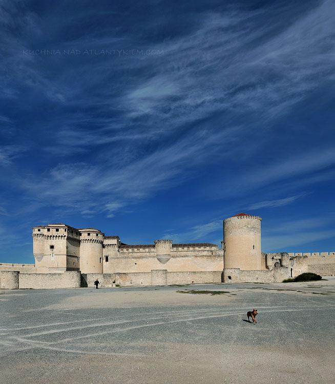 Cuellar Castle, Spain.