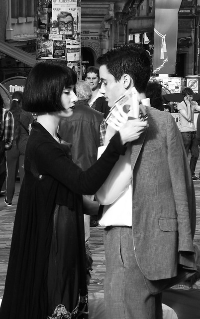 Fringe on the Royal Mile 2011 06