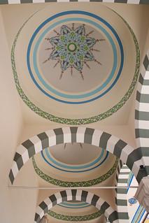 Turkey - Alanya - Mosque entrance