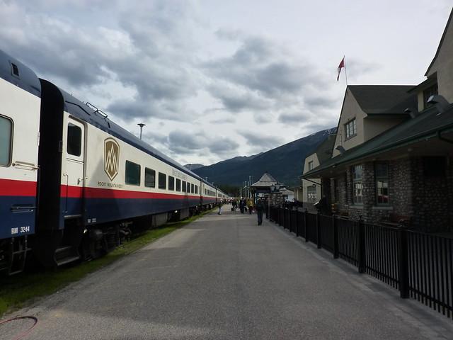 Jasper Heritage Railway Station
