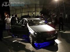 Lanzamiento Mercedes-Benz Clase C Coup, Clase C (Restyling) y SLK (Autoblog Uruguay) Tags: mercedesbenz lanzamientos