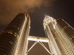 petronas (razor73) Tags: architecture asia petronas towers malaysia nightscene kuala lumpur
