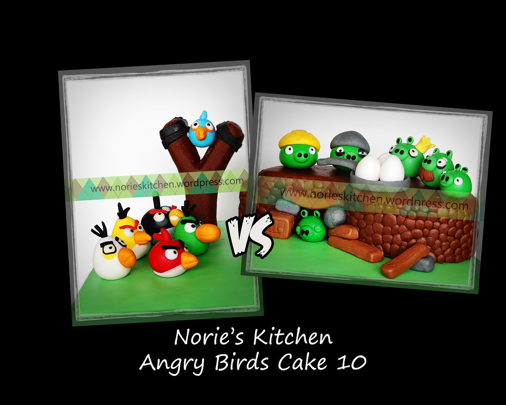 Norie's Kitchen - Angry Birds 10 - details