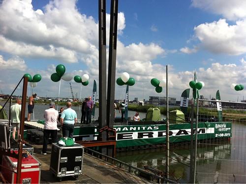 Heliumballonnen Rotterdam Amsterdam Gaypride 2011