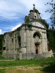 Abbaye prmontre Notre-Dame de l'tanche (NomNomBurgerZ) Tags: abandoned ruins decay eglise ruines urbex abbaye abandonn rurex tanche