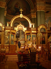 (Violette79) Tags: church orthodox ikona ikonostasis hieromonk lordsday saintnicholascathedral christianitiy thedayofthelord