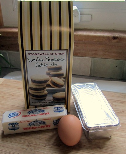 Vanilla Sandwich Cookie Mix