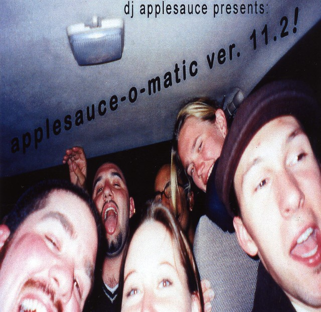 applesauce-o-matic cover art